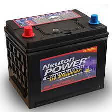 Nueton Power Battery 85R610 - Port Kennedy Auto Parts & Batteries