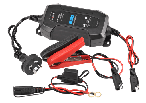 Battery Charger 12 Volt Automatic .08 Amp 4 Stage - Port Kennedy Auto Parts & Batteries