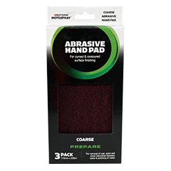 Abrasive Hand Pad Course - Port Kennedy Auto Parts & Batteries