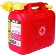 Jerry Can Plastic Red 5Ltr - Port Kennedy Auto Parts & Batteries