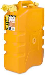 Jerry Can Plastic Yellow 20Lt - Port Kennedy Auto Parts & Batteries