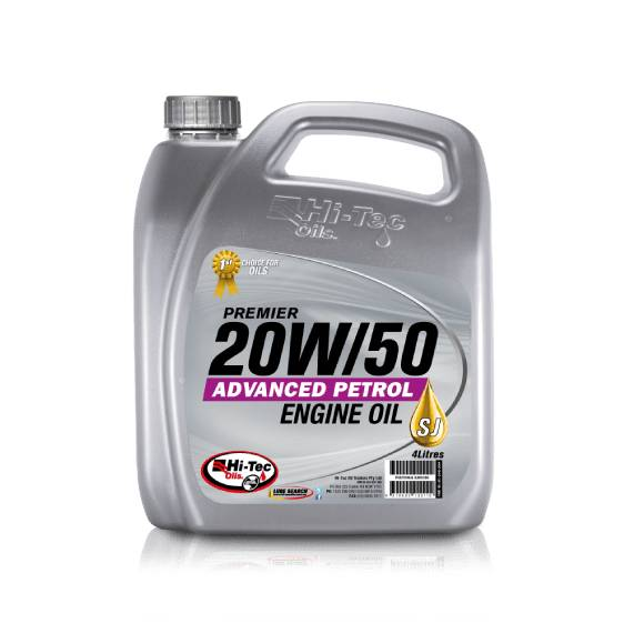 Oil Premier Hi-Tech 20W/50 SJ/CF - Port Kennedy Auto Parts & Batteries
