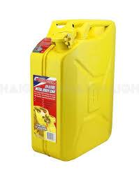 Jerry Can Metal Yellow 20Lt - Port Kennedy Auto Parts & Batteries