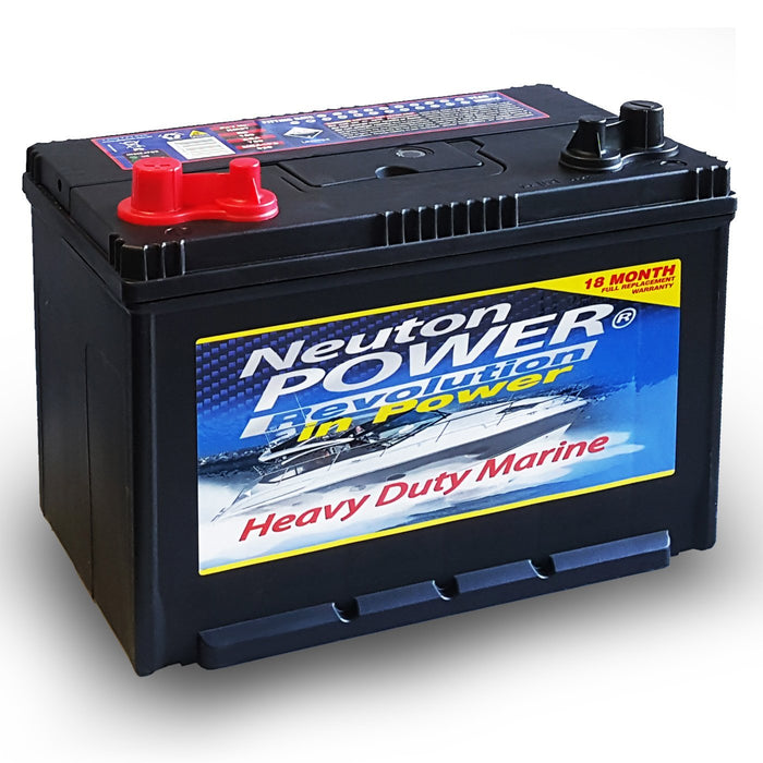 Battery Neuton Power K Marine KM27 - Port Kennedy Auto Parts & Batteries