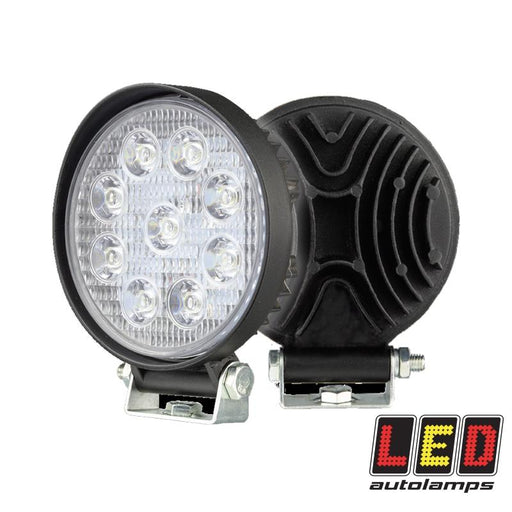 High Powered Flood Lamps Round FL2 - Port Kennedy Auto Parts & Batteries
