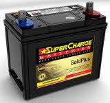 Battery SuperCharge Gold + MF43 - Port Kennedy Auto Parts & Batteries