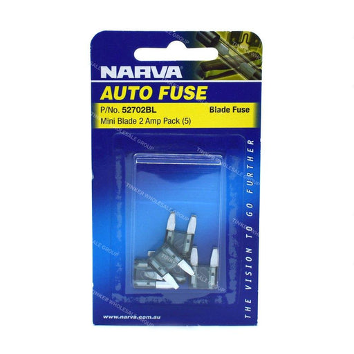 Fuse Blade Mini 2amp - Port Kennedy Auto Parts & Batteries