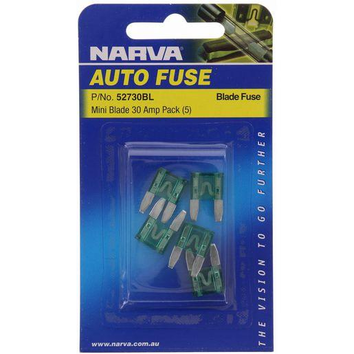 Fuse Blade Mini 30amp - Port Kennedy Auto Parts & Batteries