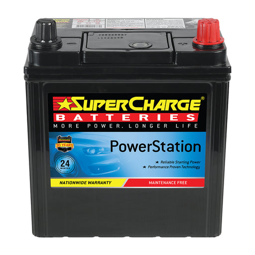 Battery PowerStation PSNS40ZAL - Port Kennedy Auto Parts & Batteries
