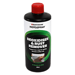 Deoxidiser & Rust Remover - Port Kennedy Auto Parts & Batteries