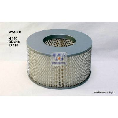 Air Filter Toyota A1438 - Port Kennedy Auto Parts & Batteries