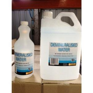 De-Mineralised Water 5L ABDW5L - Port Kennedy Auto Parts & Batteries