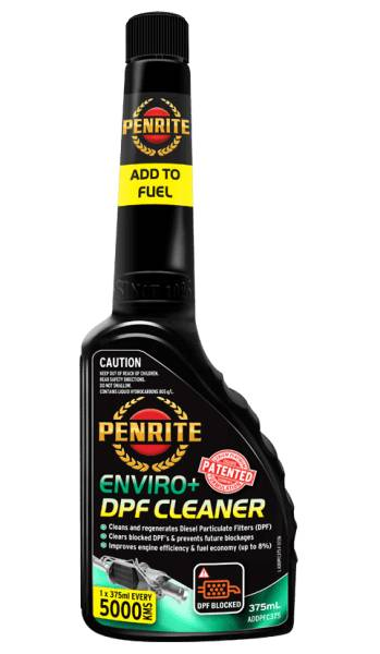 Fuel Treatment Penrite DPF Cleaner 375ml ADDPFC375 - Port Kennedy Auto Parts & Batteries