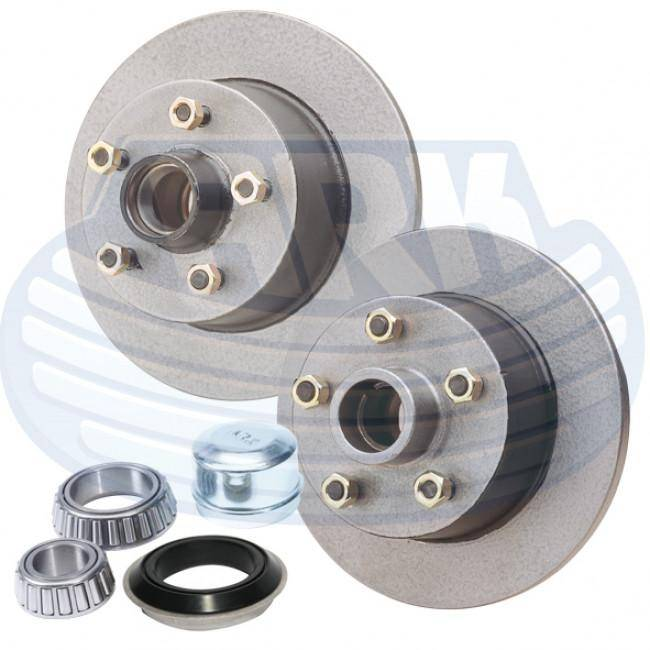 Brake Disc Rotor & Hub DH12FDG - Port Kennedy Auto Parts & Batteries