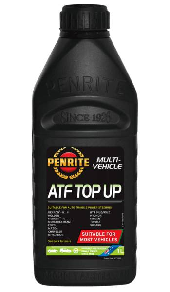 Transmission Fluid Penrite ATF Top Up (Mineral) 1L - Port Kennedy Auto Parts & Batteries