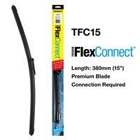 Wiper Flex Connect Blade 380mm TFC15 - Port Kennedy Auto Parts & Batteries