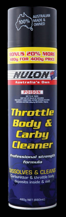 Cleaner Carby & Throttle 400g CARB480 - Port Kennedy Auto Parts & Batteries