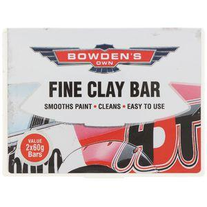 Cleaner Clay Bar 60g BOFCB - Port Kennedy Auto Parts & Batteries