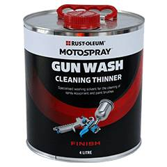 Cleaner Gun Wash 4L GUN4 - Port Kennedy Auto Parts & Batteries