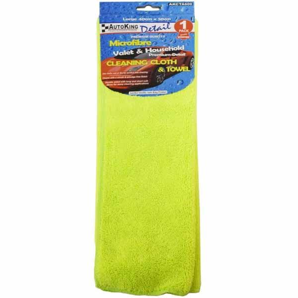 Cloth Microfibre 1PC AKCTA600 - Port Kennedy Auto Parts & Batteries