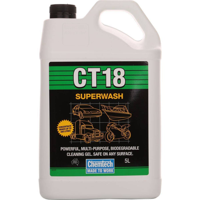 Wash Concentrated Truck 5L CT18-5L - Port Kennedy Auto Parts & Batteries