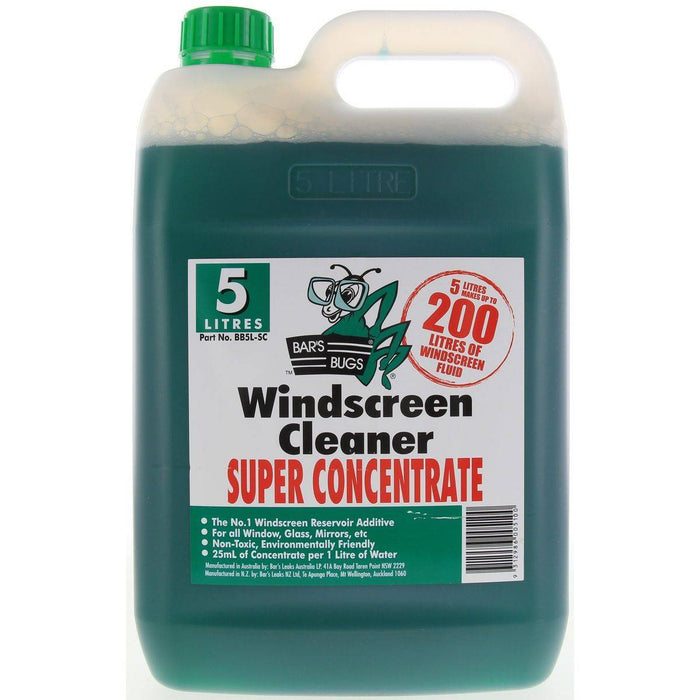 Cleaner Windscreen 5L BB5L-SC - Port Kennedy Auto Parts & Batteries