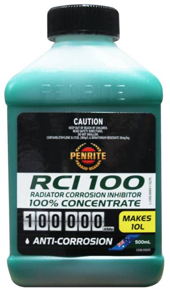 Radiator Corrosion Inhibitor 500ml - Port Kennedy Auto Parts & Batteries