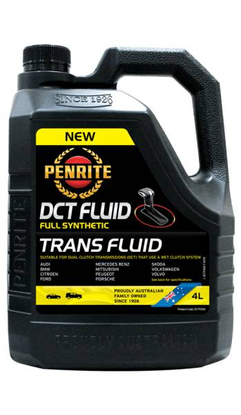 Tranmission Fluid Penrite DCT ATF 4L - Port Kennedy Auto Parts & Batteries
