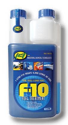 F10 Fuel Treatment 1 Litre F10.1 - Port Kennedy Auto Parts & Batteries