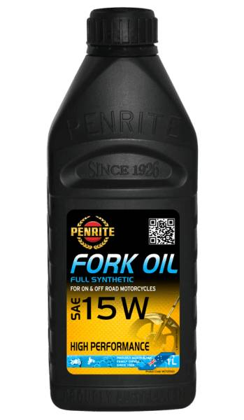 Motorcycle Fork Oil 15 1L MCFO15001 - Port Kennedy Auto Parts & Batteries
