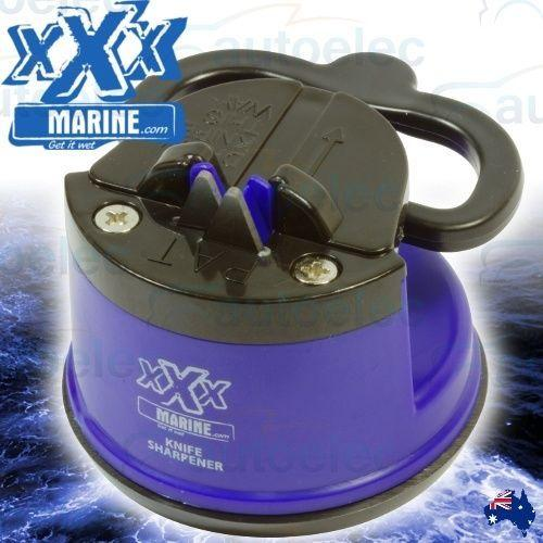 Knife Sharpener Suction Cup XXX Marine MKS001