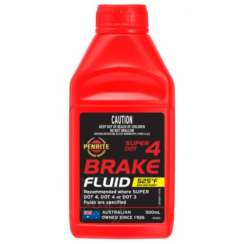 Brake Fluid Penrite 500ml - Port Kennedy Auto Parts & Batteries