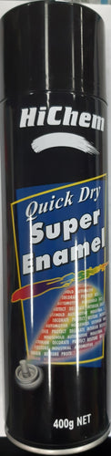 Gloss Black Quick Dry Super Enamel QD2007