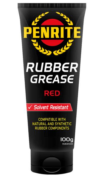 Grease Rubber Penrite 100g RUBGR0001 - Port Kennedy Auto Parts & Batteries