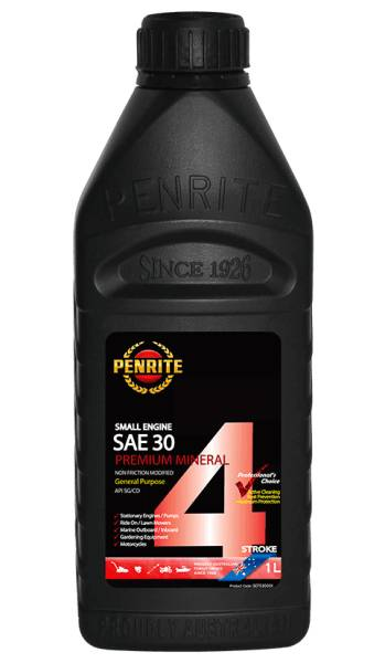 Oil 4 Stroke Penrite SAE 30 1L - Port Kennedy Auto Parts & Batteries