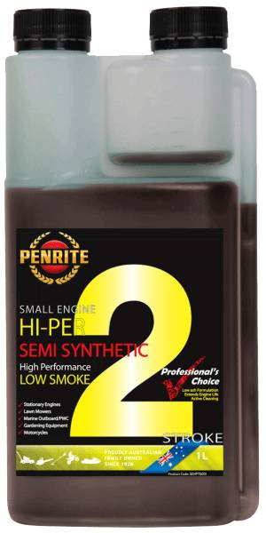 Oil 2 Stroke Penrite HI-PER 1L - Port Kennedy Auto Parts & Batteries