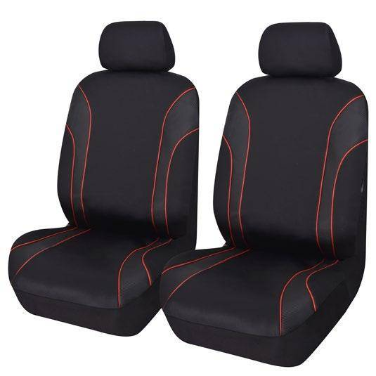 Seat Covers Strident Universal Fronts - Port Kennedy Auto Parts & Batteries