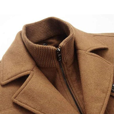 Androd Estate Peacoat Jacket SkyParka