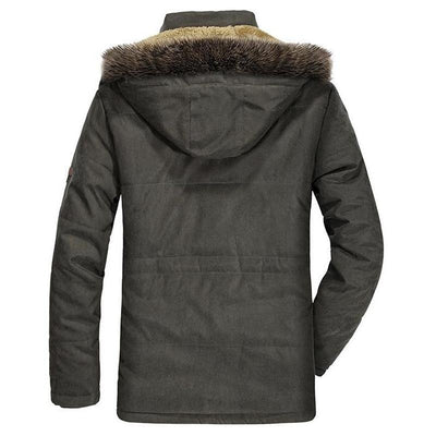 Ice Fox Parka Jacket LanceTactical