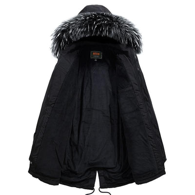 Montreal Winter Fox Parka Jacket LanceTactical