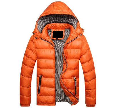 Terminal Winter Jacket Jacket LanceTactical Orange M