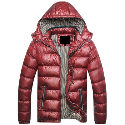 Terminal Winter Jacket Jacket LanceTactical Red M