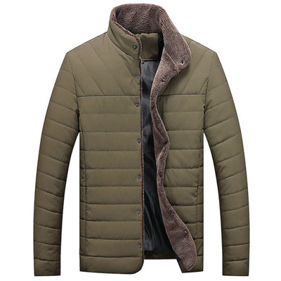 West Padded Jacket Jacket LanceTactical Green M