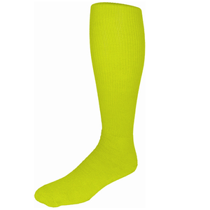Pear Sox All Sport Neon Sock - Yellow