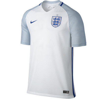Nike Youth England Home Jersey