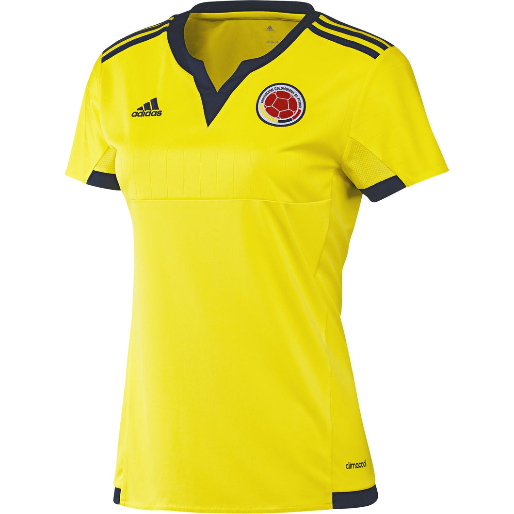 adidas Women's Colombia Home Jersey