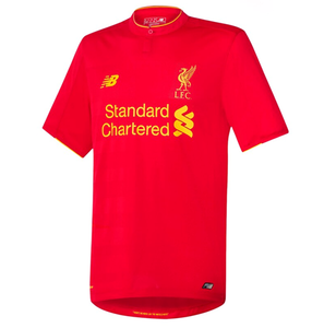 New Balance Youth Liverpool Home Jersey