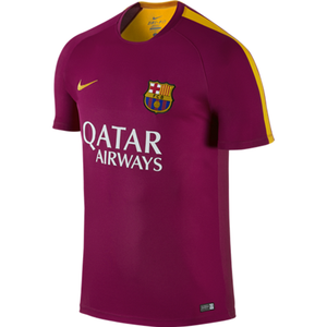 Nike Barcelona Prematch Training Jersey