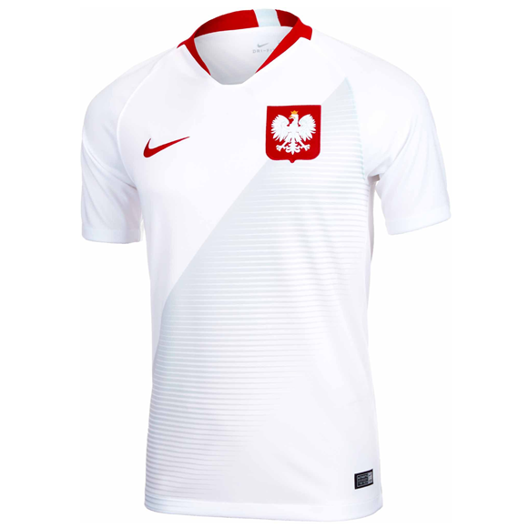 Nike Poland Home Jersey