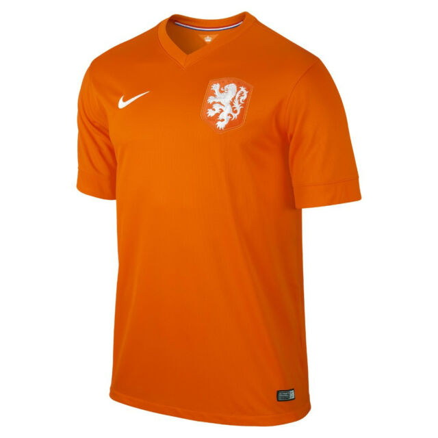 Nike Netherlands Home Jersey